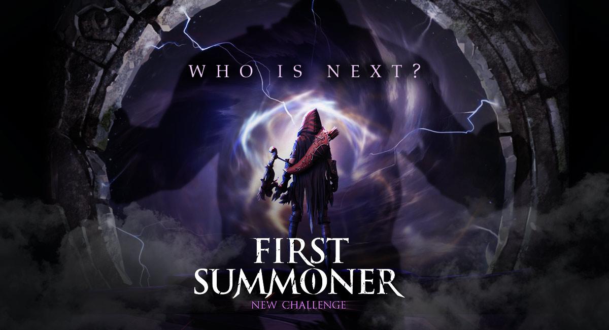 LINE GAMES發佈手機RPG遊戲:《First Summoner》 大規模更新並推出全新即時突襲遊戲《暴炎的溪谷》