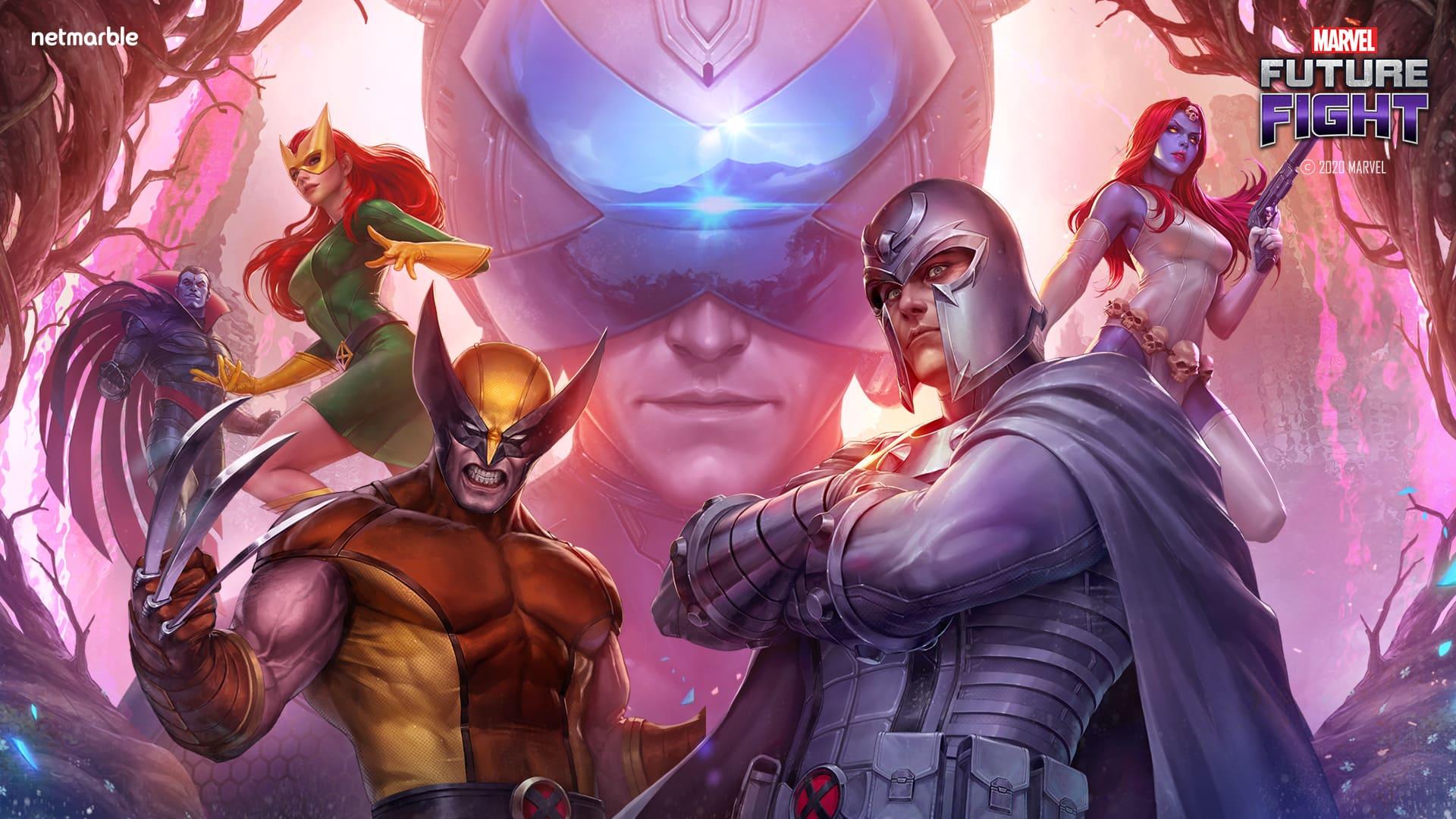漫威熱門漫畫「X皇室」和「X之力」加入《MARVEL未來之戰》