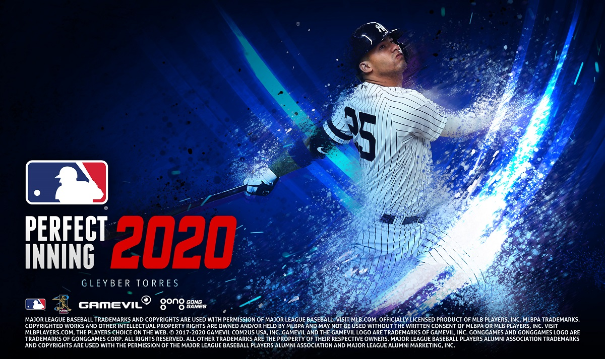 GAMEVIL《MLB Perfect Inning 2020》全球事前預約開跑