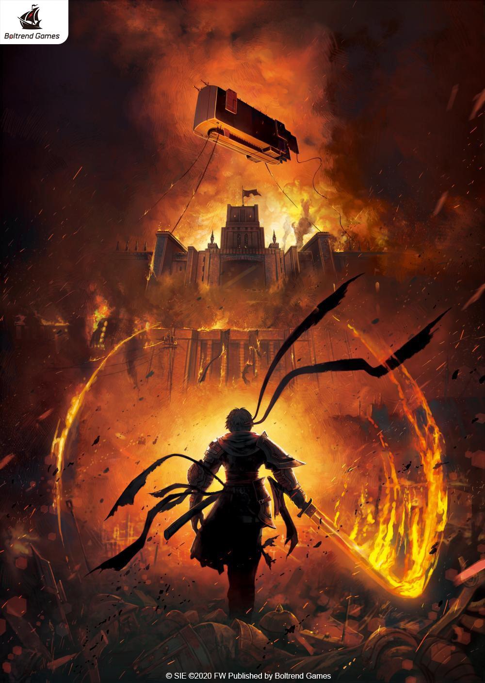 《亞克傳承R》事前登錄開啓  釋出遊戲世界觀及角色故事