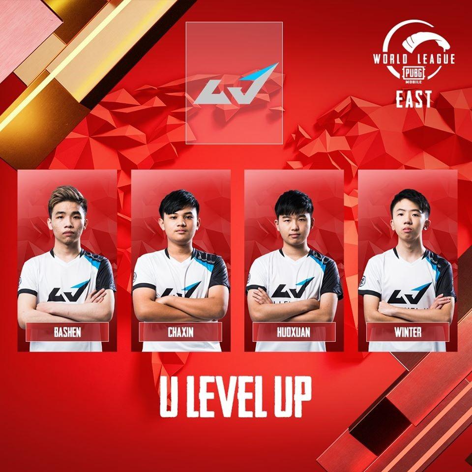 《絕地求生M》 PMWL東區世界聯賽落幕 台灣隊伍ULU獲得第五