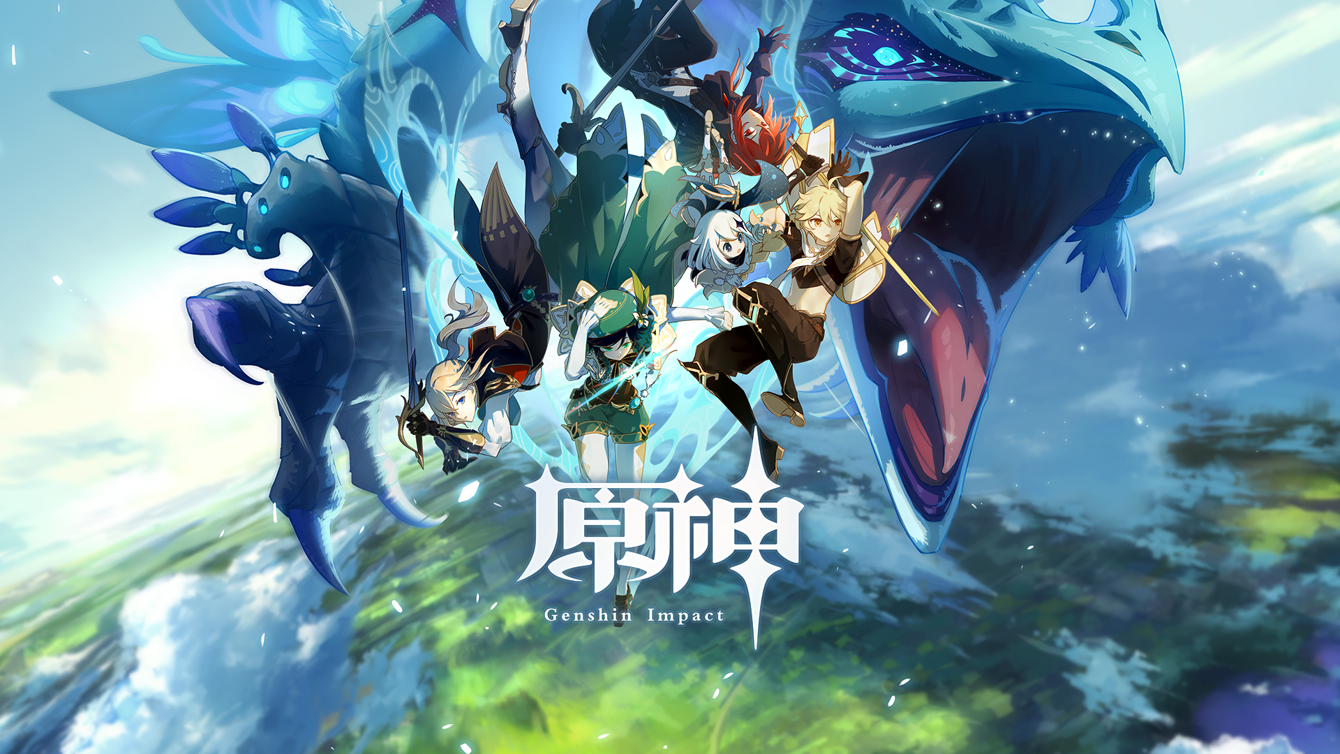 《原神》現已於PlayStation®4,PC,Android和iOS全球同步推出