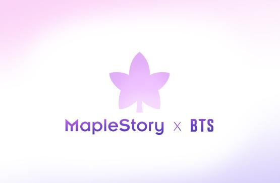 《楓之谷M》今日宣布: 「MapleStory X BTS」聯名合作正式展開!