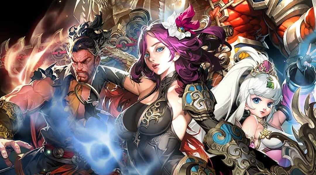 《The Finder: 追尋者》 韓國MMORPG 火熱登場 公開遊戲影片及副本介紹