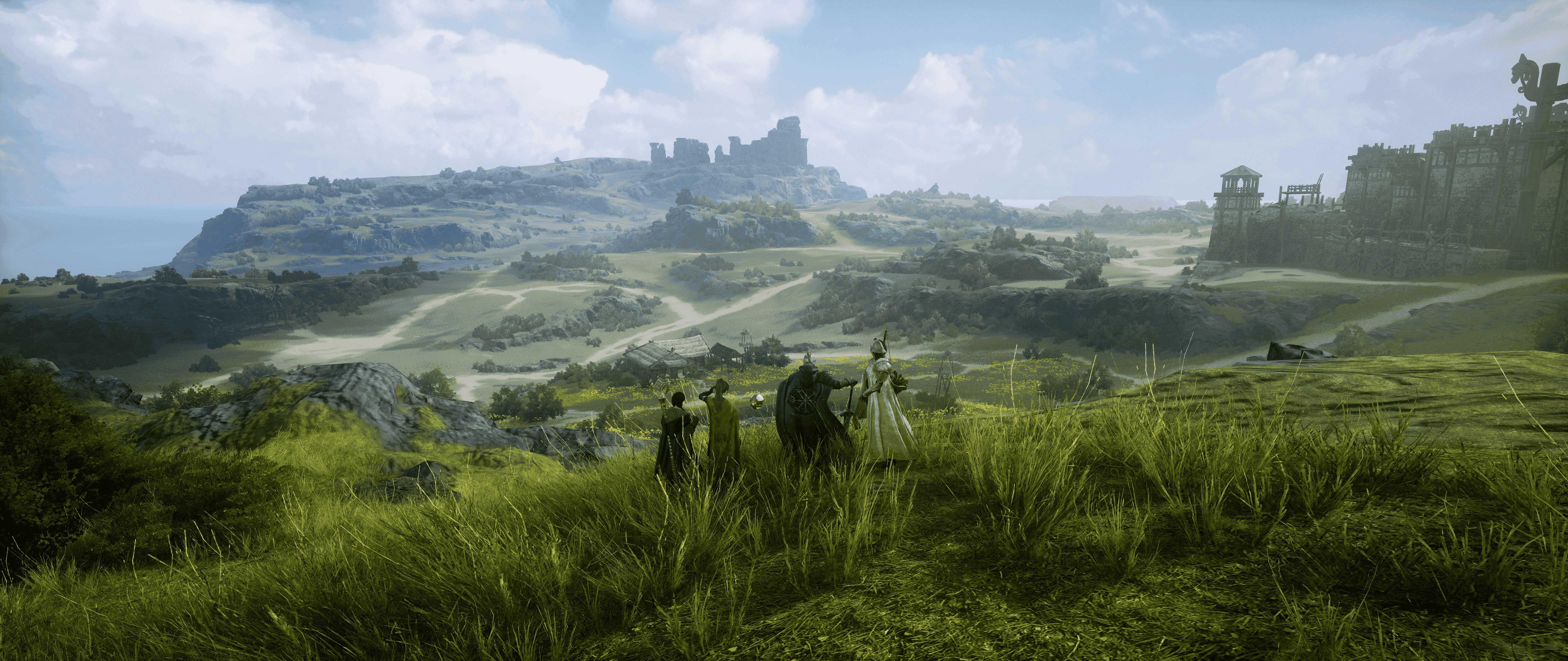 《奧丁:神叛》PC、手機雙平台北歐神話MMORPG官網更新全新內容與遊戲圖素曝光