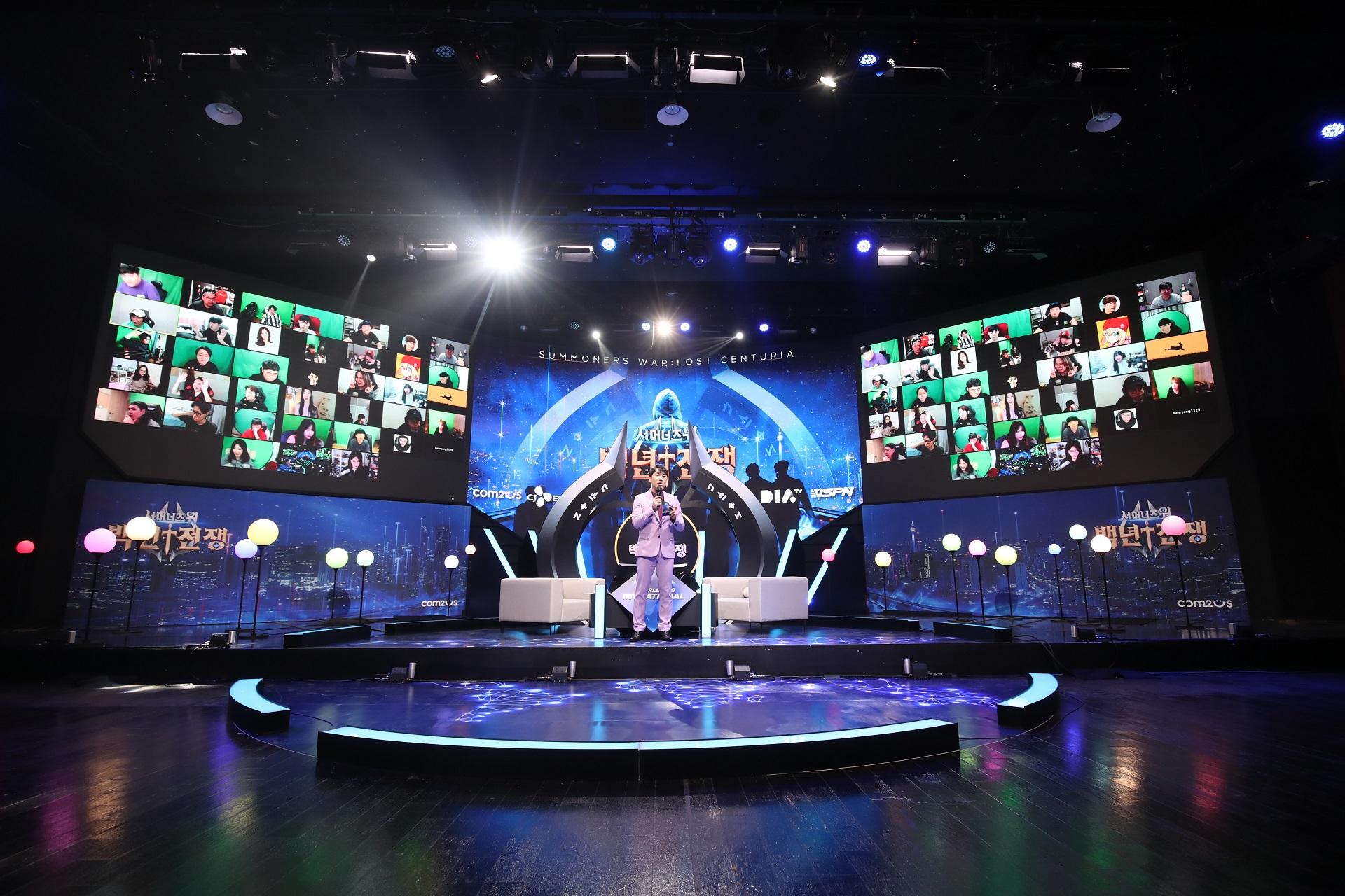 《魔靈召喚:失落的世紀》全球熱烈迴響!World 100 Invitational直播觀看人數高達460萬人