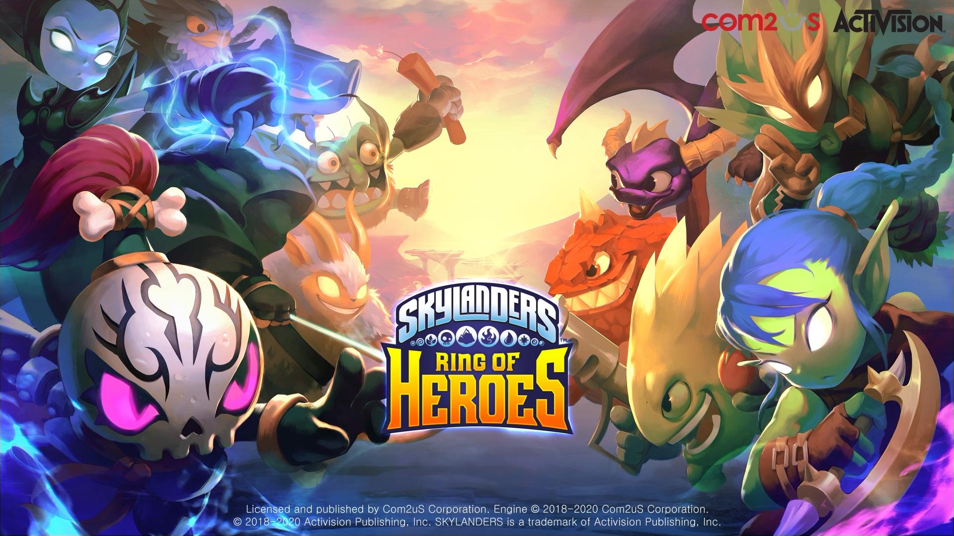 《天空守護龍 英雄戰場》 新增「羈絆系統」和暗影之王潘恩降臨